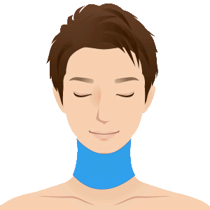 L face kubi - メンズのひげ脱毛プラン