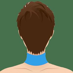 L face kubiB - メンズ脱毛のメニュー