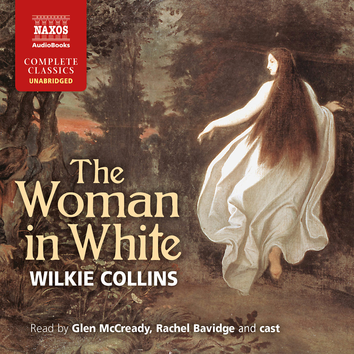 woman in white the