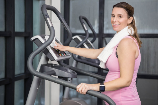 Can I use an elliptical during pregnancy? - Naxus Fitness