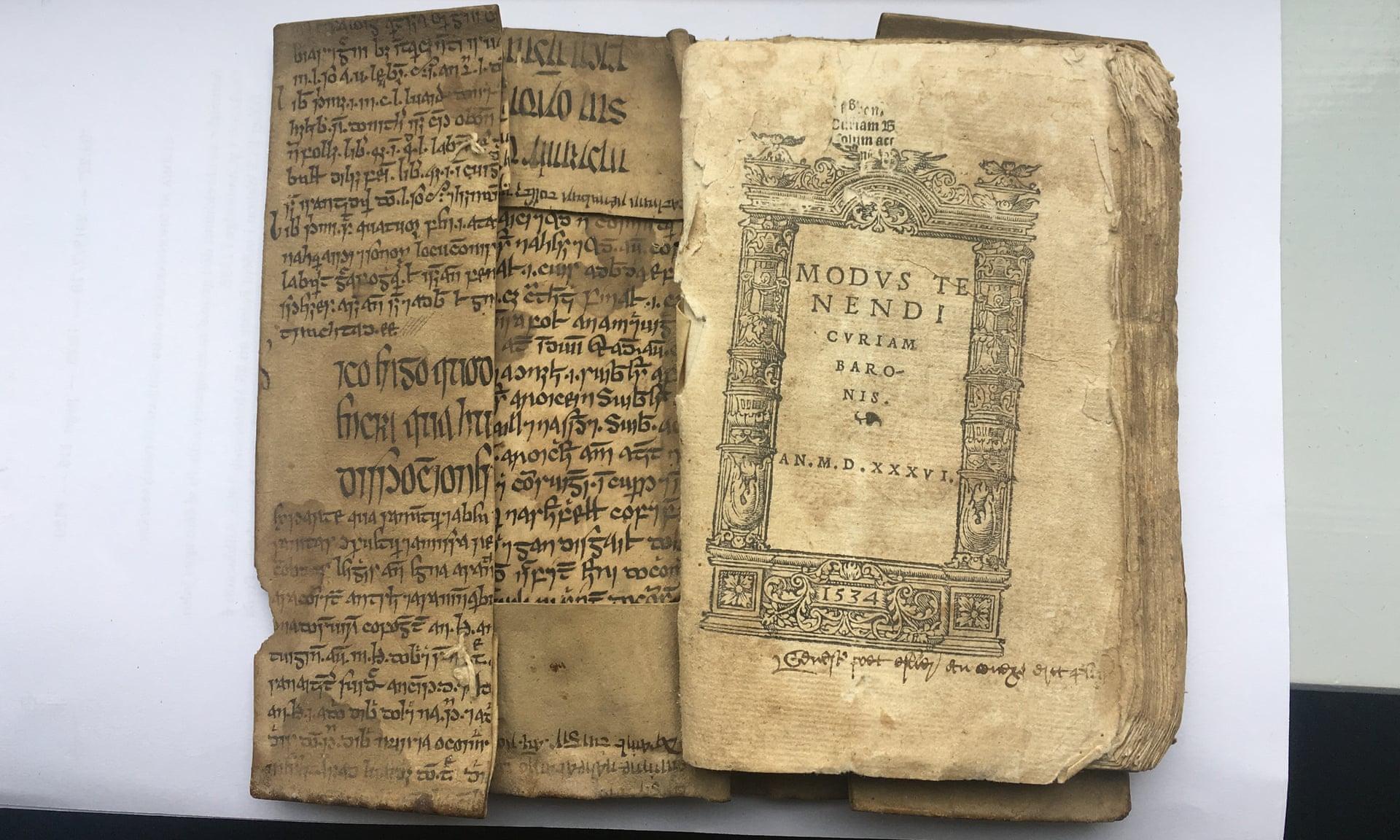 Unknown Irish translation of Ibn Sīna medical text discovered in ancient book - Naya Daur