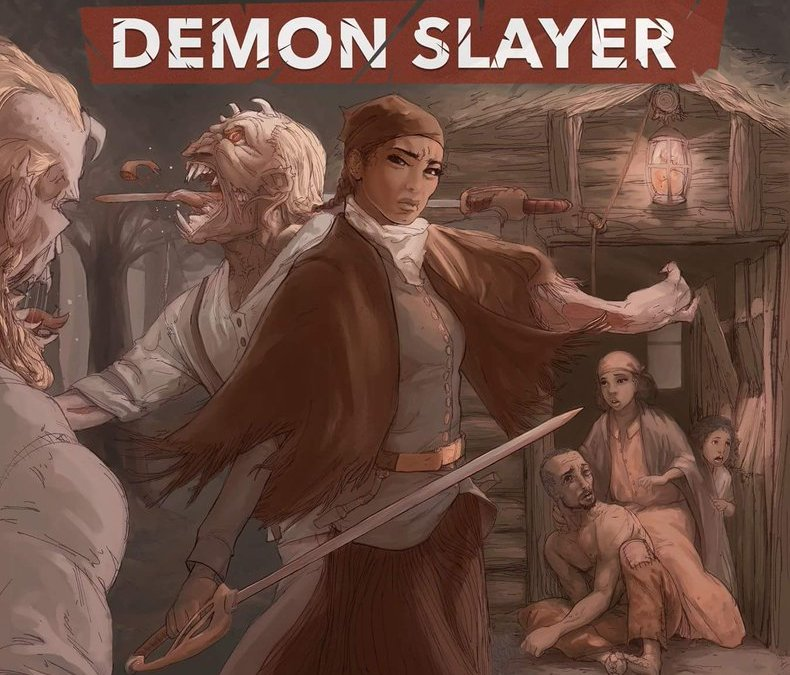Harriet Tubman – Demon Slayer