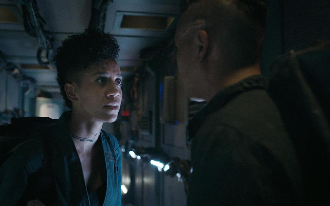The Expanse Season 2  Episode 11: Here There Be Dragons