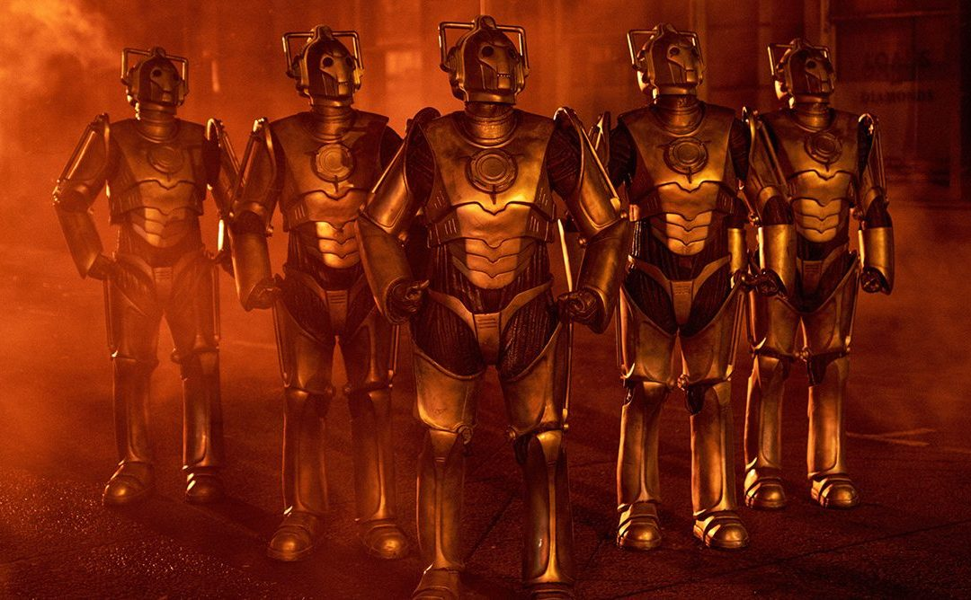 "Doctor Who: ""Wait For Me"" – The Genesis of the Cybermen"