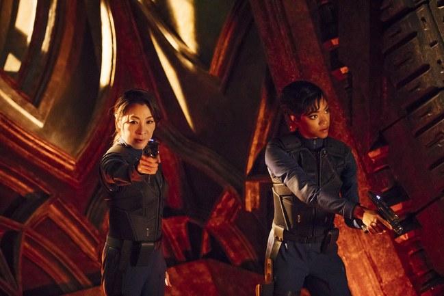 Star Trek Discovery: Star Trek Shenzhou
