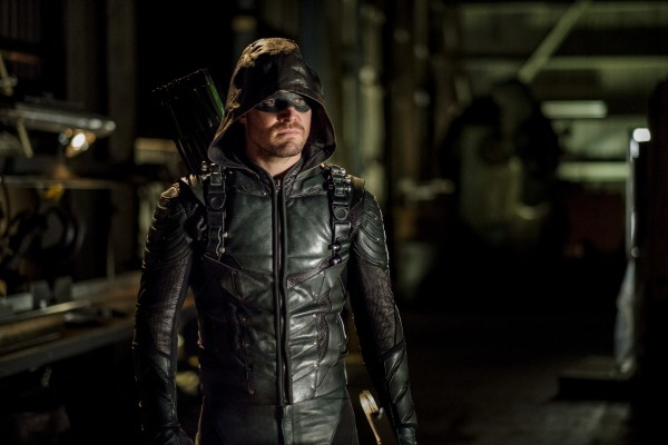 Arrow: Pictures don't lie?
