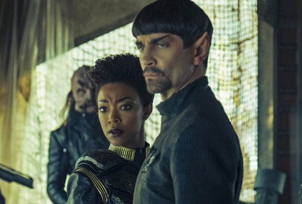Top Five Star Trek Discovery Season 1 Episode 14 Watch - Circus