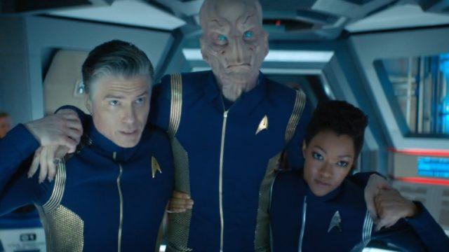 Star Trek Discovery: Talk to the Sphere   Nayah Sci Fi