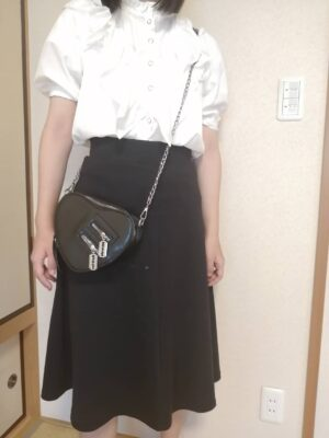 【シーイン】SHEINで初めてアクセと服を購入してみた11