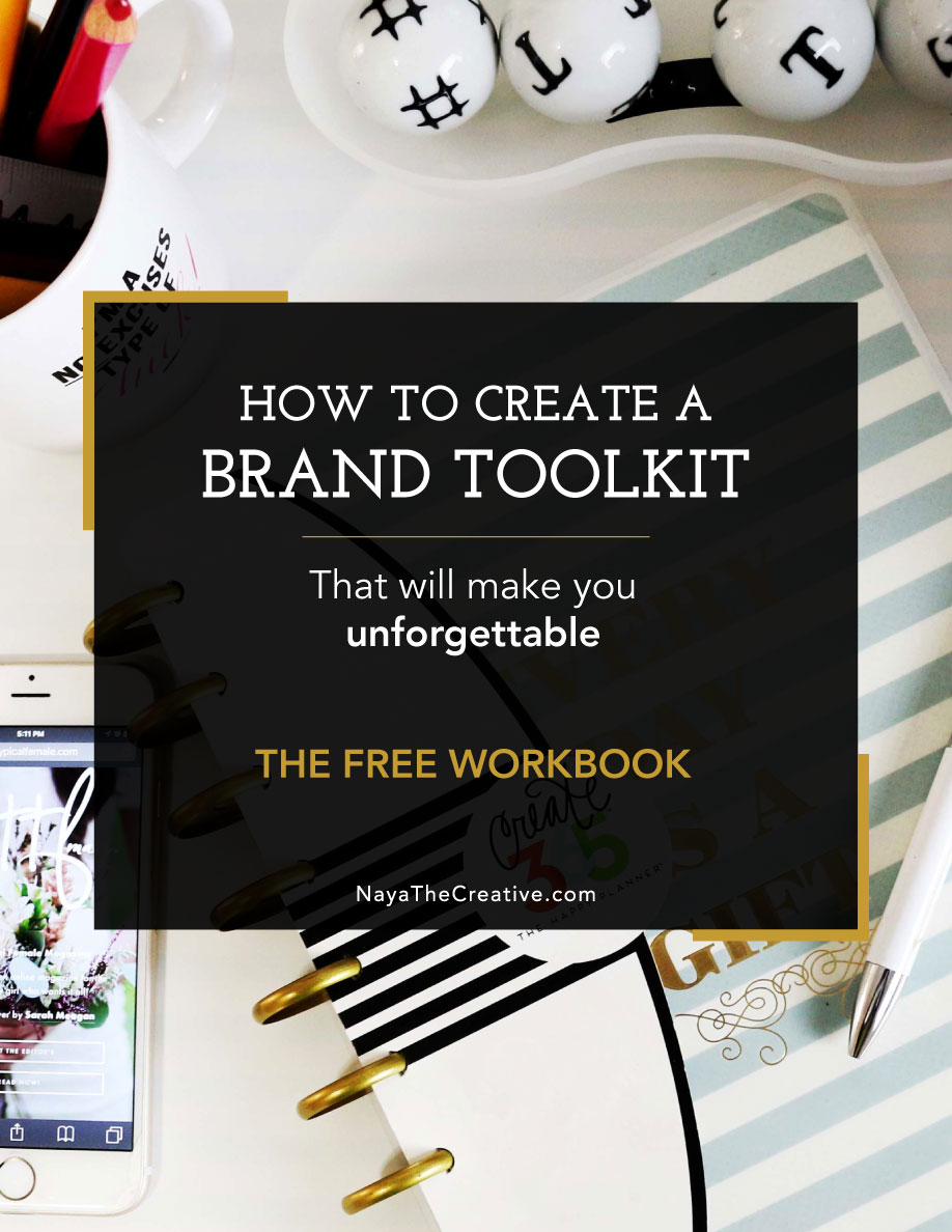 Brand Toolkit Workbook