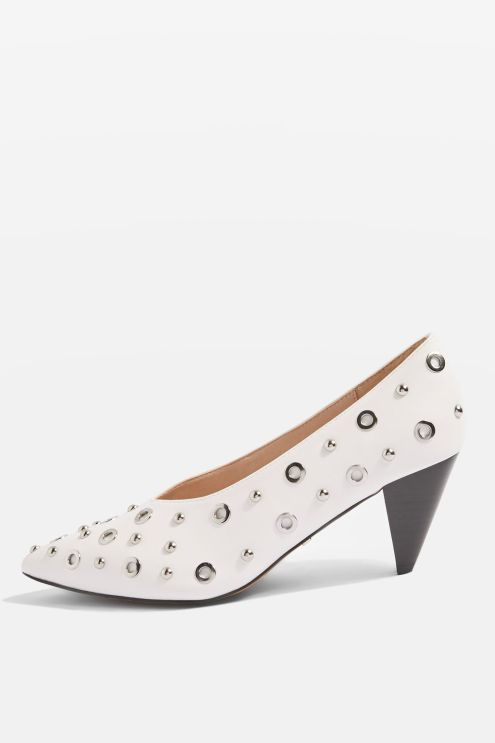 Top Shop: Joyous Mid Heel Shoe