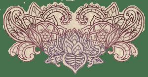 Nayeli Clothing Heart Lotus Icon
