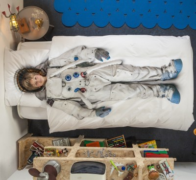 Parenting tip - special themed bedding