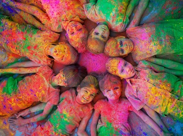 celebrate a safe and eco-friendly holi with kids
