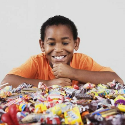 Check your child's candy