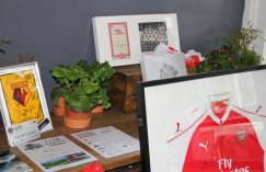 Football Raffle and Auction Prizes - Euro 2016 Event
