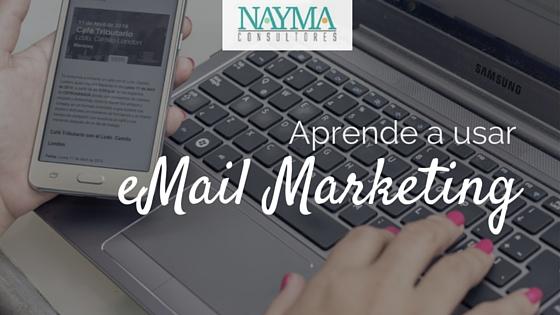 aprende a usar email marketing en tu negocio