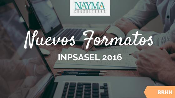nuevos-formatos-inpsasel 2016