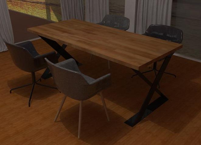 Designové jídelní stoly