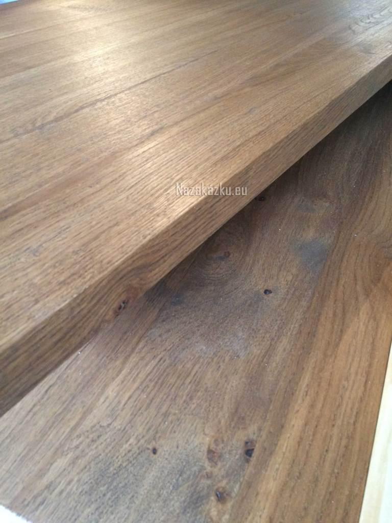 Dubová stolová deska,
