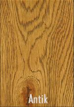Dubová podlaha odstín Antik