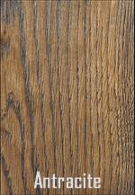 Dubová podlaha odstín Antracite