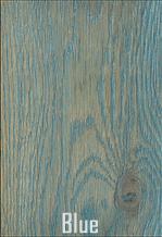 Dubová podlaha odstín Blue