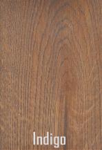 Dubová podlaha odstín Indigo