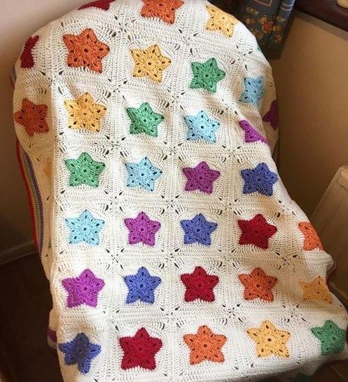 yildiz-star-crochet-blanket