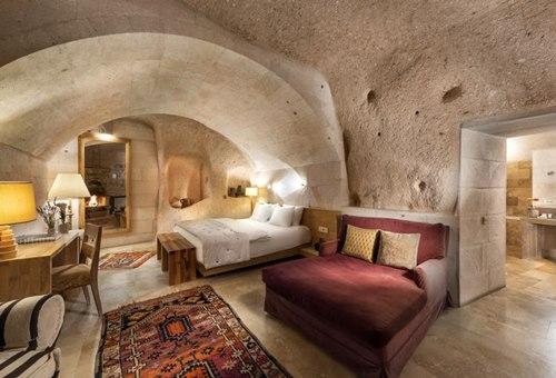 Argos- İn-Cappadocia-nevsehir-otel-odalar