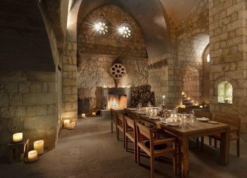 Argos- İn-Cappadocia-nevsehir-otel-somineli-yemek-alani