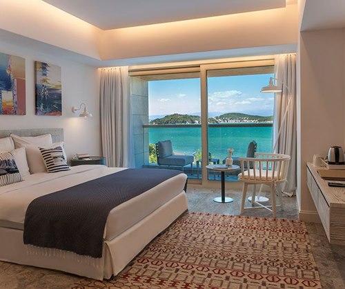 D- Resort – Ayvalık Murat Reis-oda