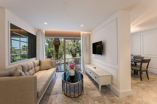 D- Resort – Ayvalık Murat Reis-odalar