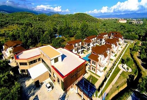 Form-Hotel-Thermal -Spa -Kazdağlari-kusbakisi