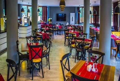 Form-Hotel-Thermal -Spa -Kazdağlari-yemek-salonu