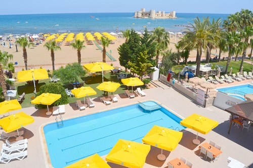 Mersin-Kızkalesi-Park-Admiral-Hotel-havuzu-plaji