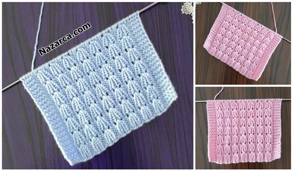 LEYLEK PENÇELERİ ŞİŞ ÖRGÜ: Cardigans Knitting