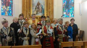 Krakowskie Bractwo Kurkowe w Komańczy