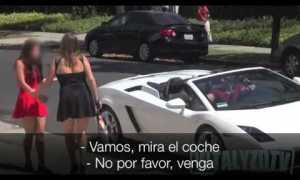 ¿Has imaginado como sería tu vida si tuvieres un Lamborghini? ¡Pues míralo! (Vídeo)