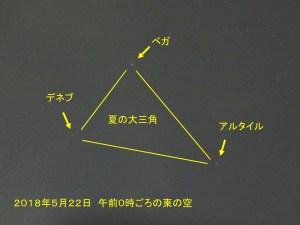 夏の大三角1