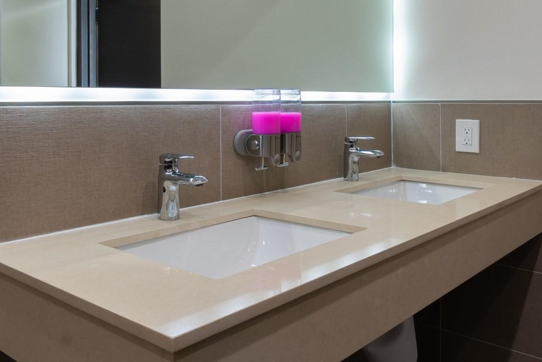 Bathroom Remodel Winston Towers
