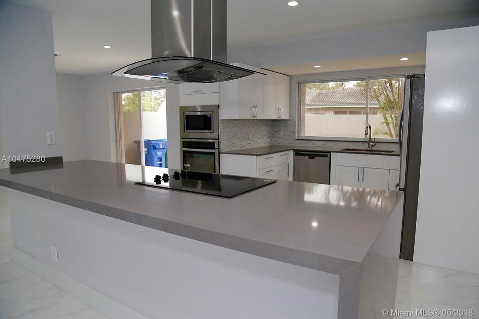 Coral Springs Kitchen Remodel