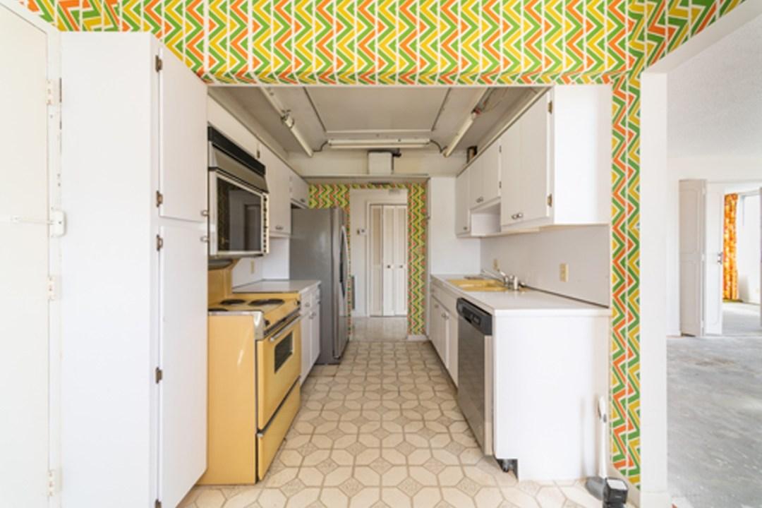 Old Updated kitchen