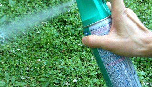 蚊の対策!庭や屋外を楽しく過ごすにはコレ!