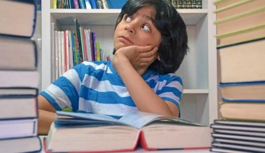 読書感想文!小学生向けのわかりやすい書き方はコレ!