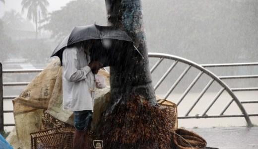 ゲリラ豪雨とは?原因と対策(避難方法)をチェック!