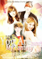 you are my fantasy cover fanfiction romance soft exo luhn baekhyun jessica snsd kim hyoyeon girlfly89_