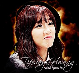 tiffany hwang fan art by nazimah agustina vexel photoshoot