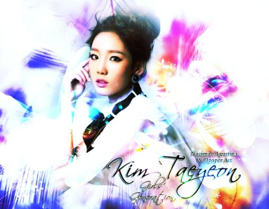 kim taeyeon soft light cover by nazimah agustina