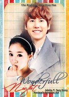 wonderfull night cho kyuhyun super junior kim hyun hye lee eun jin soft romance comedy cover fanfiction kpop by nazimah agustina
